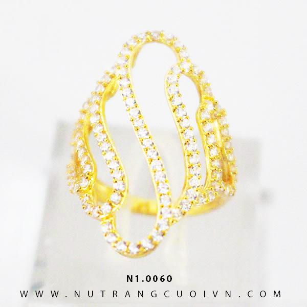 Nhẫn nữ đẹp N1.0060