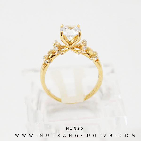 Nhẫn nữ đẹp NUN30