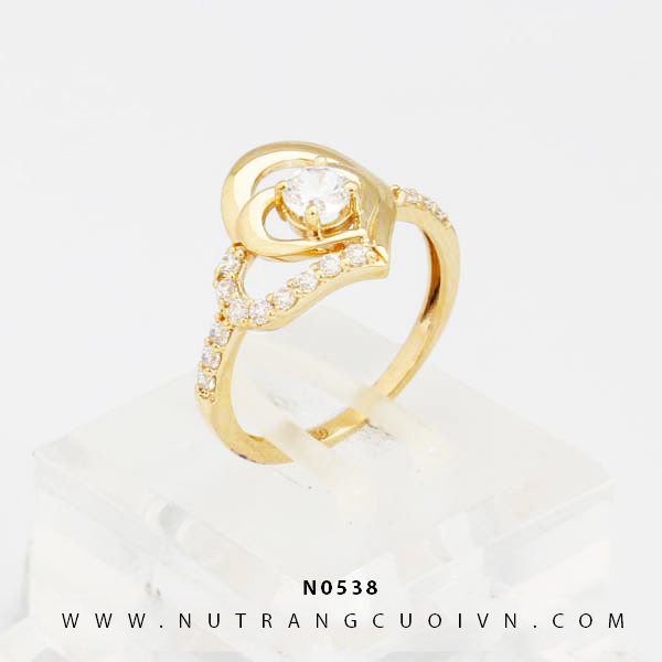 Nhân nữ N0538