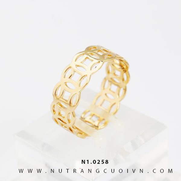 Nhẫn nữ N1.0258