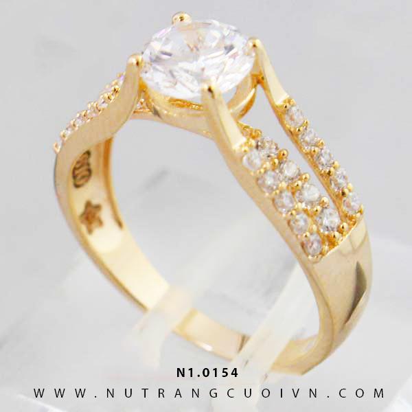 Nhẫn nữ N1.0154