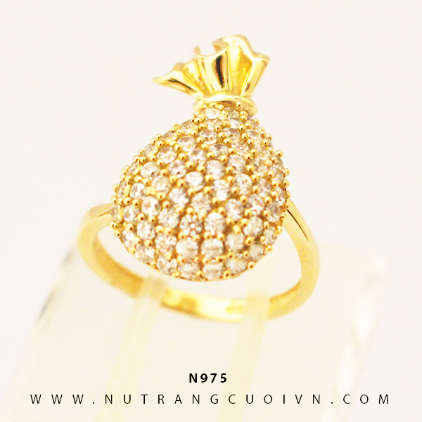Nhẫn nữ đẹp N975