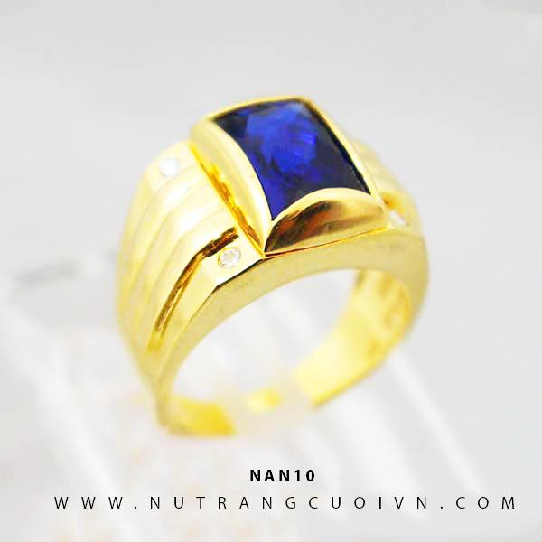 Nhẫn nam đẹp NAN10