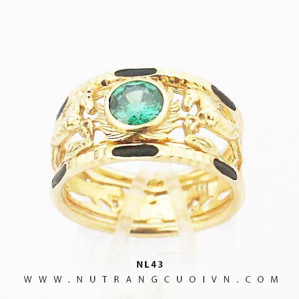 Nhẫn lông voi NL43