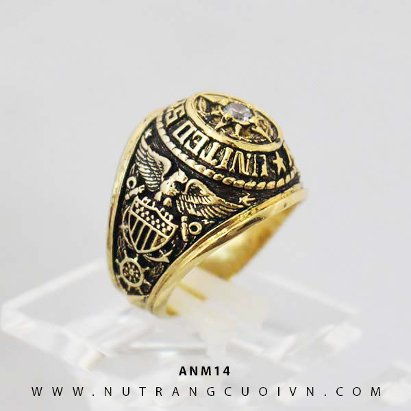 Nhẫn mỹ ANM14