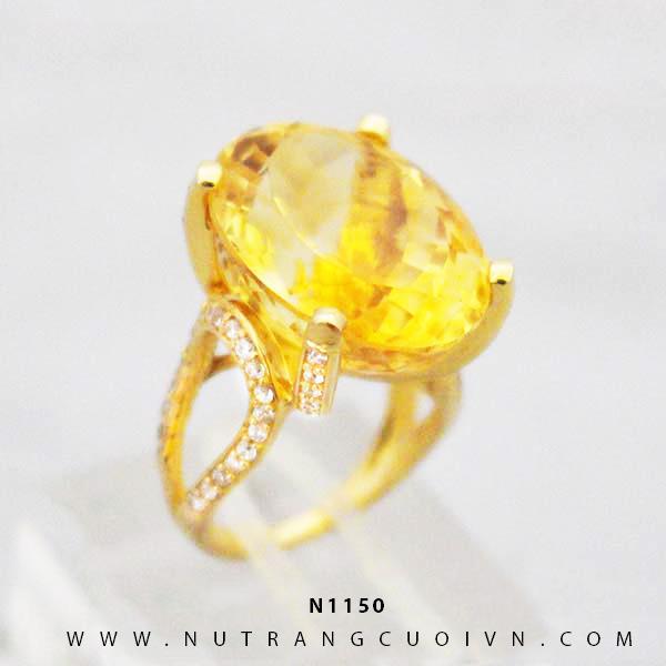 Nhẫn nữ đẹp N1150