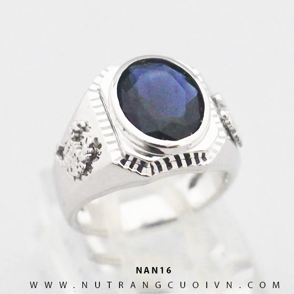Nhẫn vàng nam NAN16