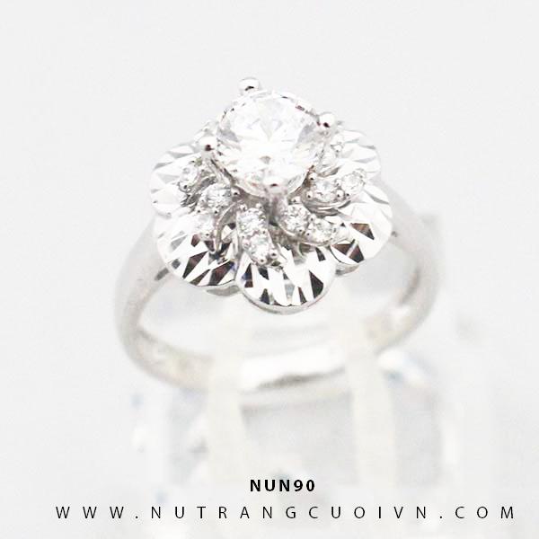 Nhẫn kiểu nữ NUN90