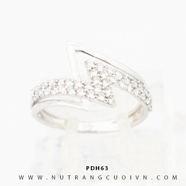 Nhẫn kiểu nữ PDH63