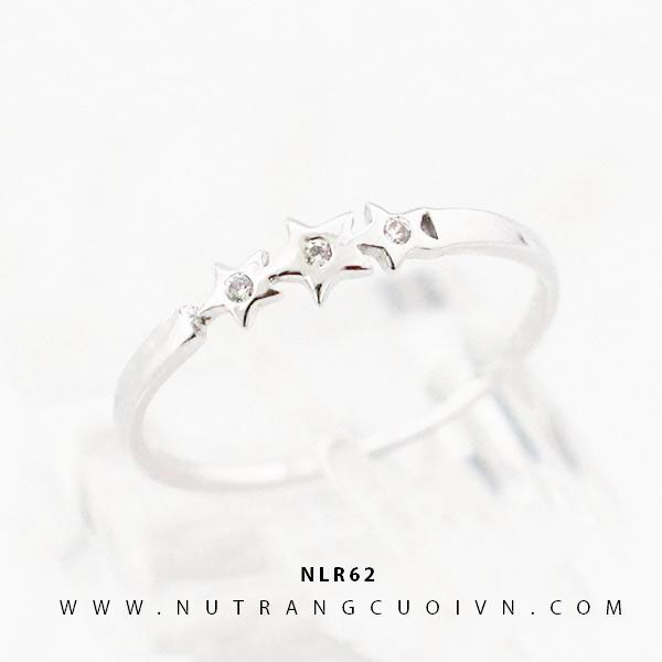 Nhẫn kiểu nữ NLR62