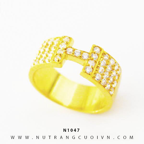 Nhẫn vàng nữ N1047