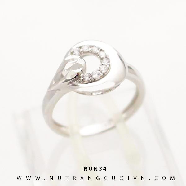 Nhẫn nữ đẹp NUN34