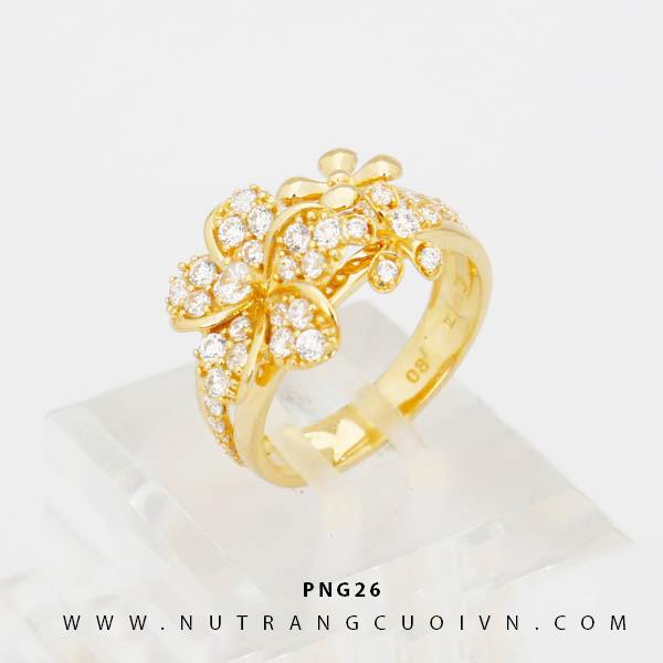 Nhẫn nữ PNG26