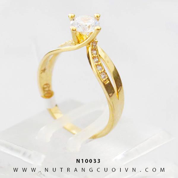 Nhẫn nữ đẹp N10033