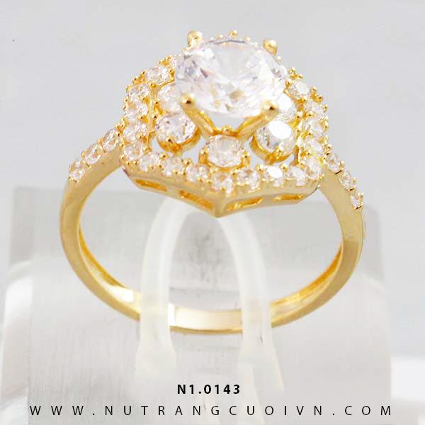 Nhẫn nữ N1.0143