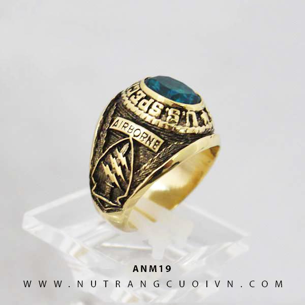 Nhẫn mỹ ANM19