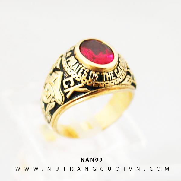 Nhẫn nam đẹp NAN09