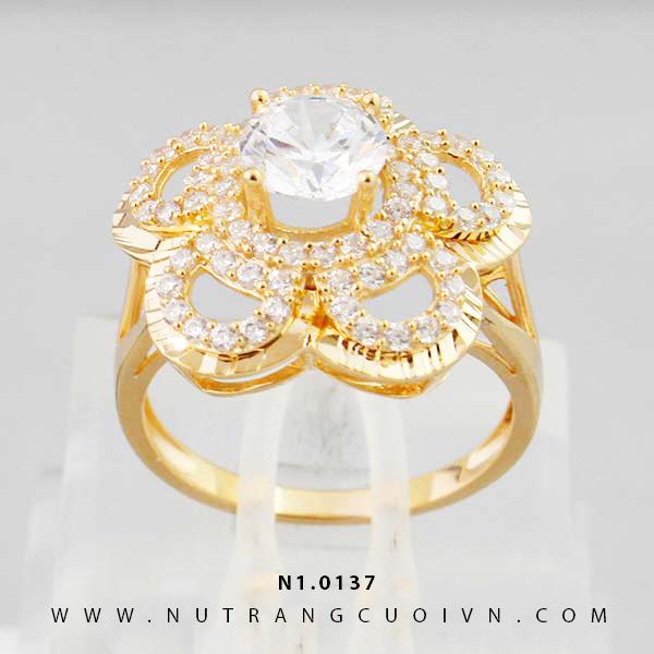 Nhẫn nữ N1.0137
