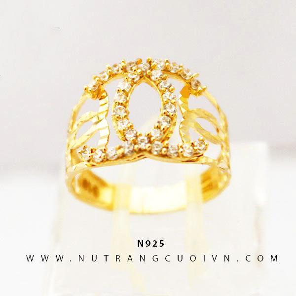 Nhẫn nữ đẹp N925