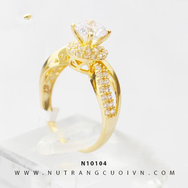 Nhẫn nữ đẹp N10104