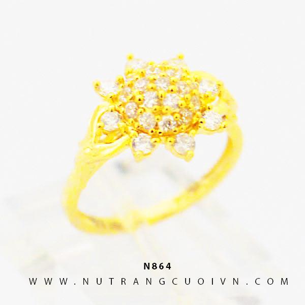 Nhẫn kiểu nữ N864