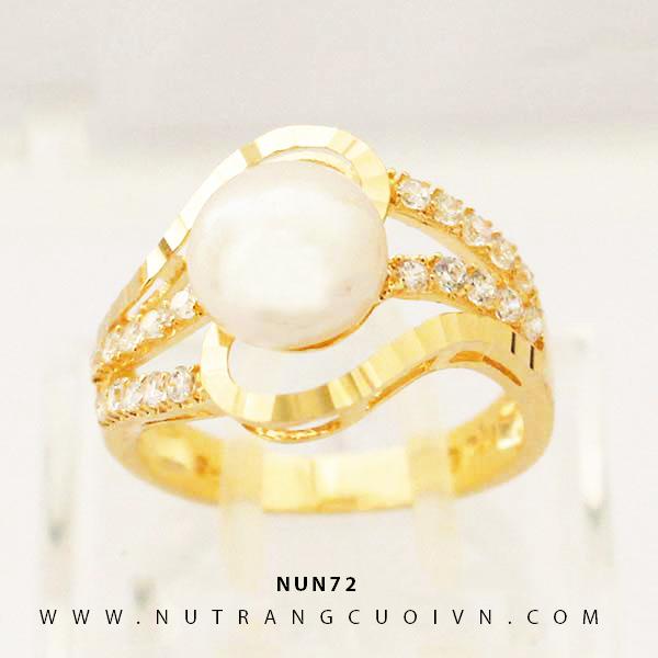 Nhẫn nữ vàng 18K NUN72
