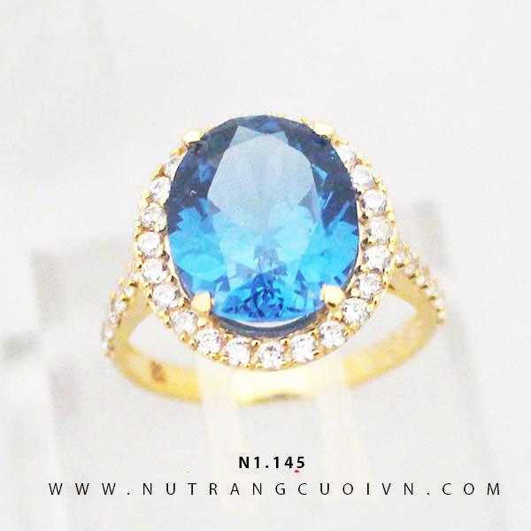Nhẫn nữ đẹp N1.145