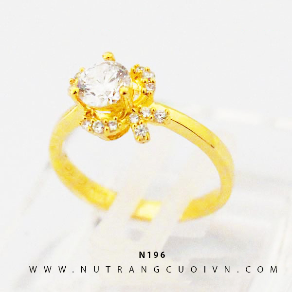 Nhẫn kiểu nữ N196