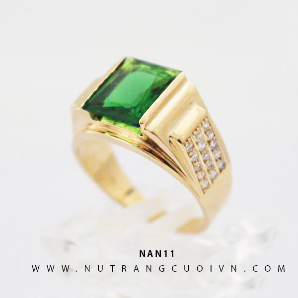 Nhẫn nam đẹp NAN11
