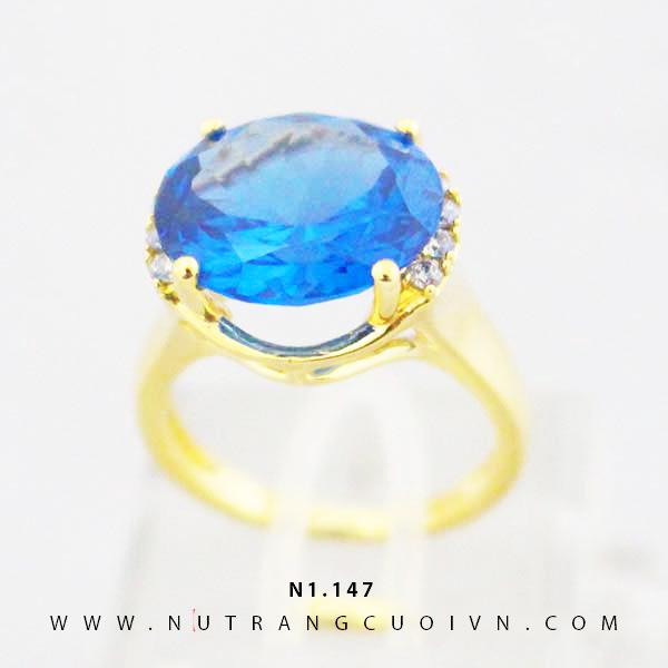 Nhẫn nữ đẹp N1.147