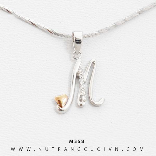 Mặt dây chuyền M358