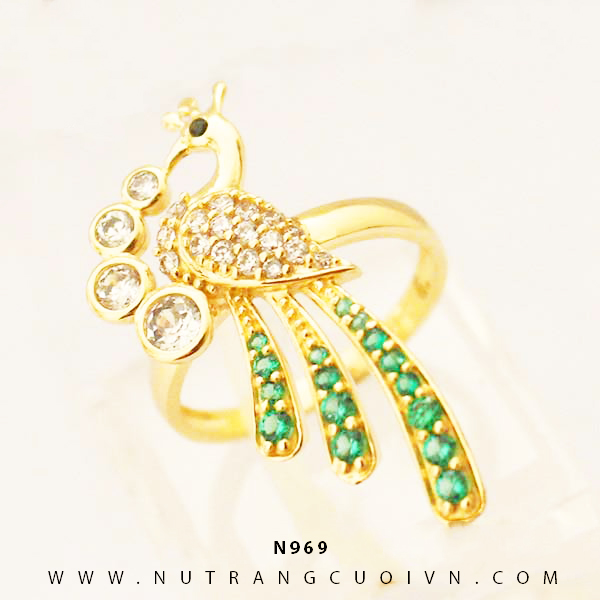 Nhẫn nữ đẹp N969