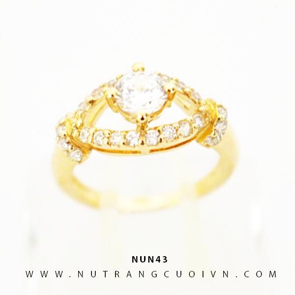 Nhẫn nữ đẹp NUN43