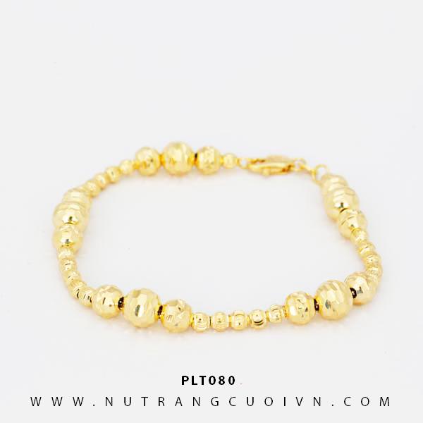 Lắc tay vàng PLT080