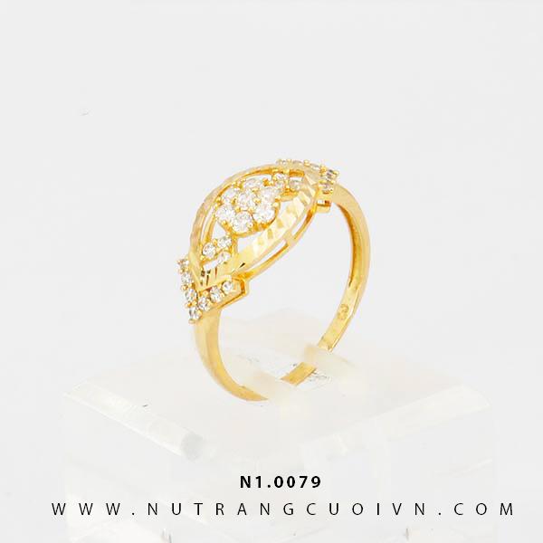 Nhẫn nữ đẹp N1.0079