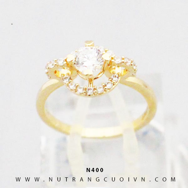 Nhẫn kiểu nữ N400