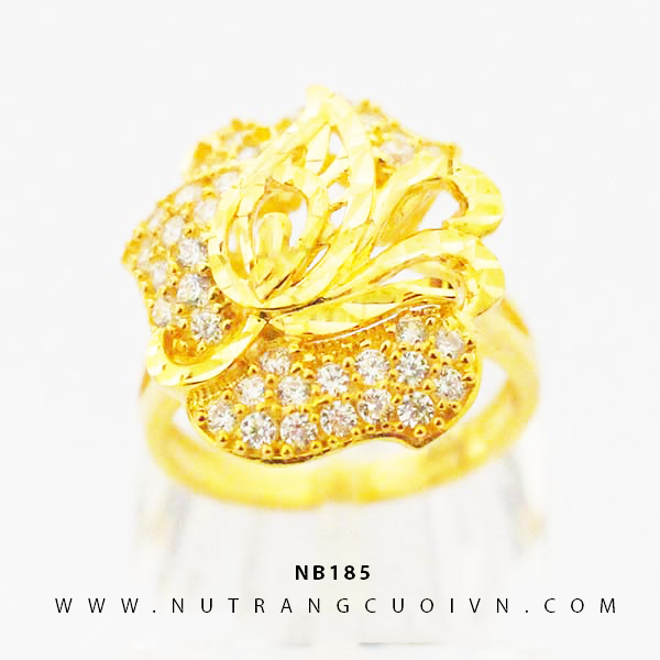 Nhẫn kiểu nữ NB185