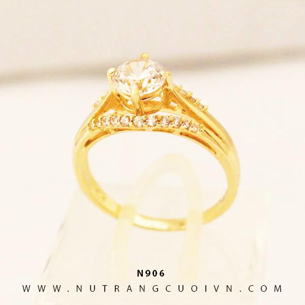 Nhẫn nữ đẹp N906