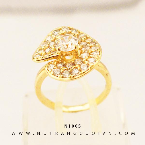 Nhẫn nữ đẹp N1005