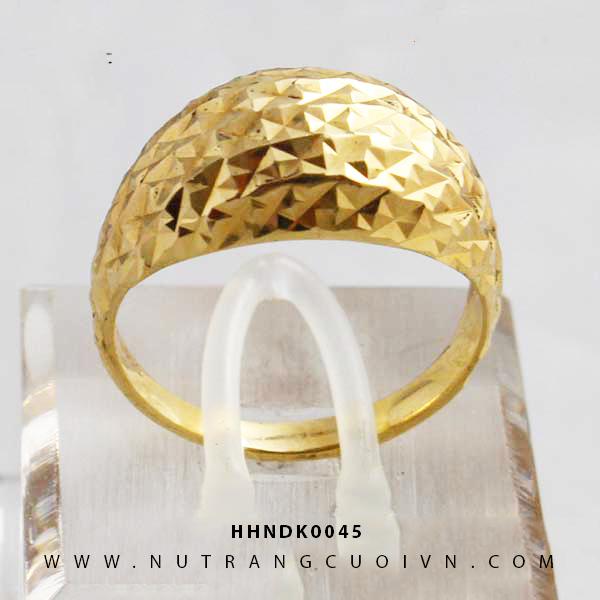 Nhẫn nữ HHNDK0045