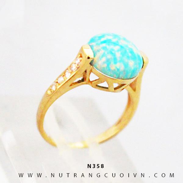 Nhẫn nữ đẹp N358
