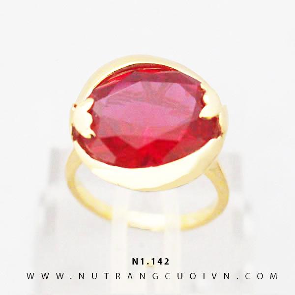 Nhẫn nữ đẹp N1.142