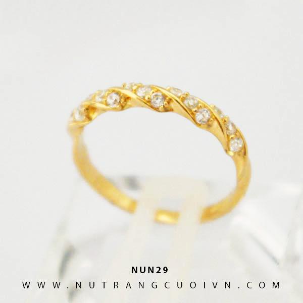 Nhẫn nữ đẹp NUN29