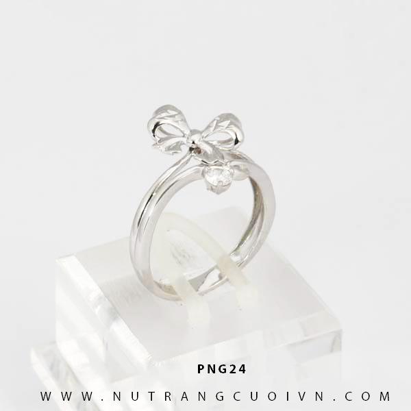 Nhẫn nữ PNG24