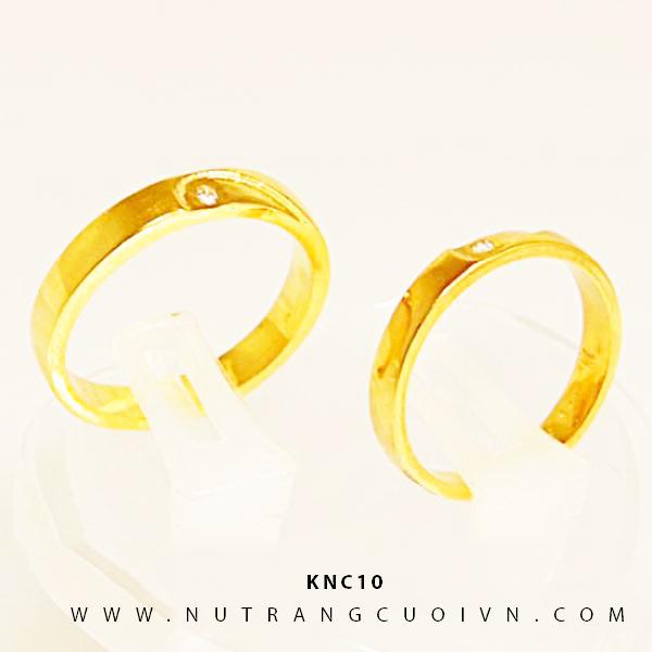 NHẪN CƯỚI KNC10