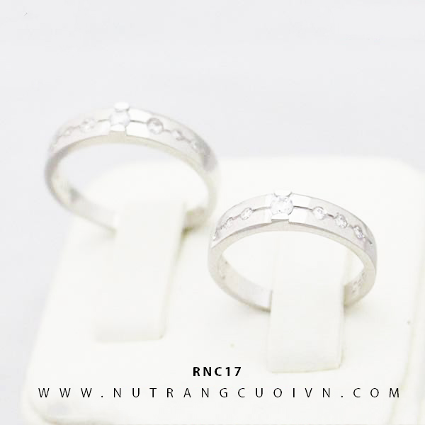 Nhẫn cưới đẹp RNC17