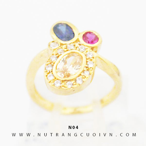 Nhẫn kiểu nữ N04
