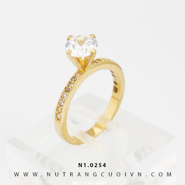 Nhẫn đính hôn N1.0254