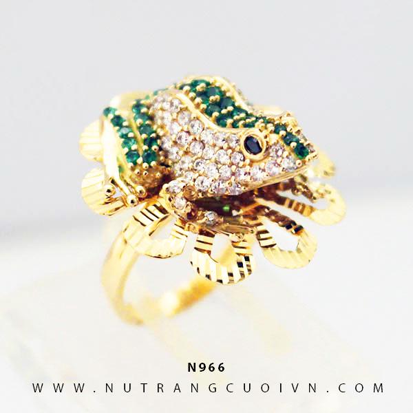 Nhẫn nữ đẹp N966