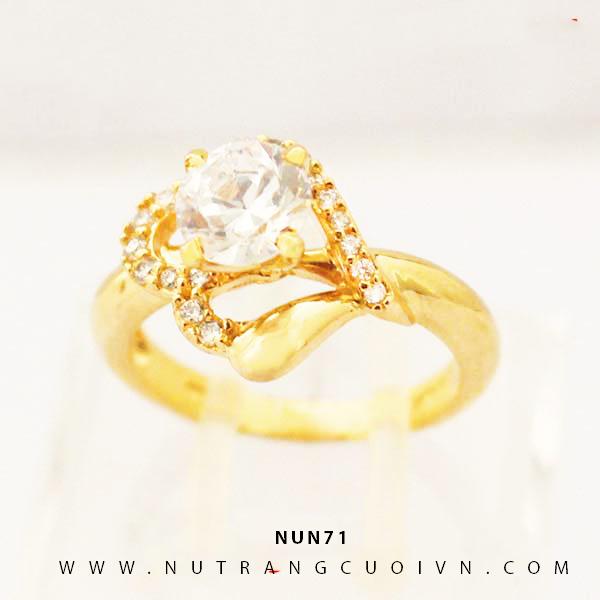 Nhẫn nữ đẹp NUN71